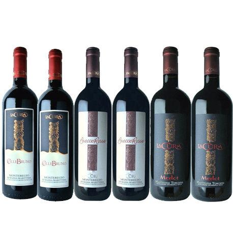 Wein Toskana La Cura